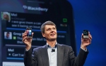 Thorsten Heins, executivo-chefe da Blackberry