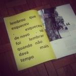 Matéria sobre os microrroteiros na revista do Itaú Cultural