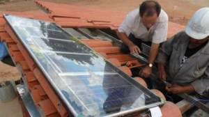 A nova placa fotovoltaica só depende da aprovação do governo federal para ser instalada nas casas dos brasileiros.