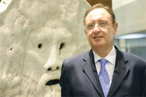 Efraim Kapulski, presidente da Abemd