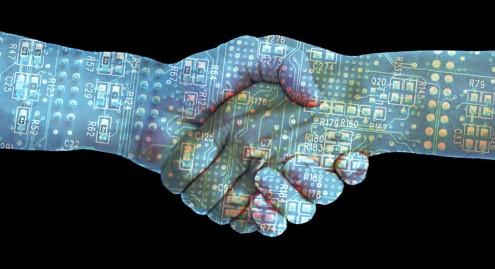 Resultado de imagem para blockchain trust